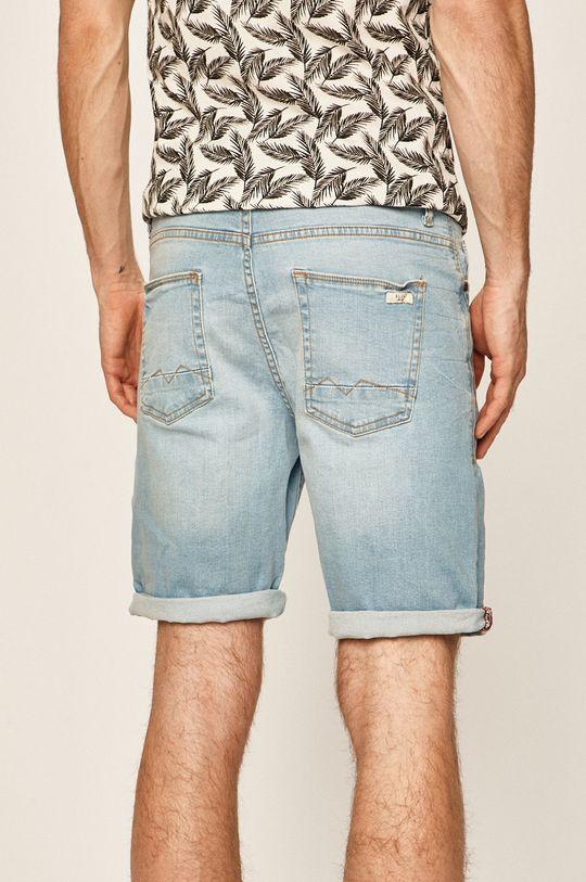 Blend - Rifľové krátke nohavice  98% Bavlna, 2% Elastan