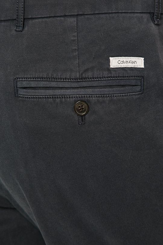 granatowy Calvin Klein - Szorty