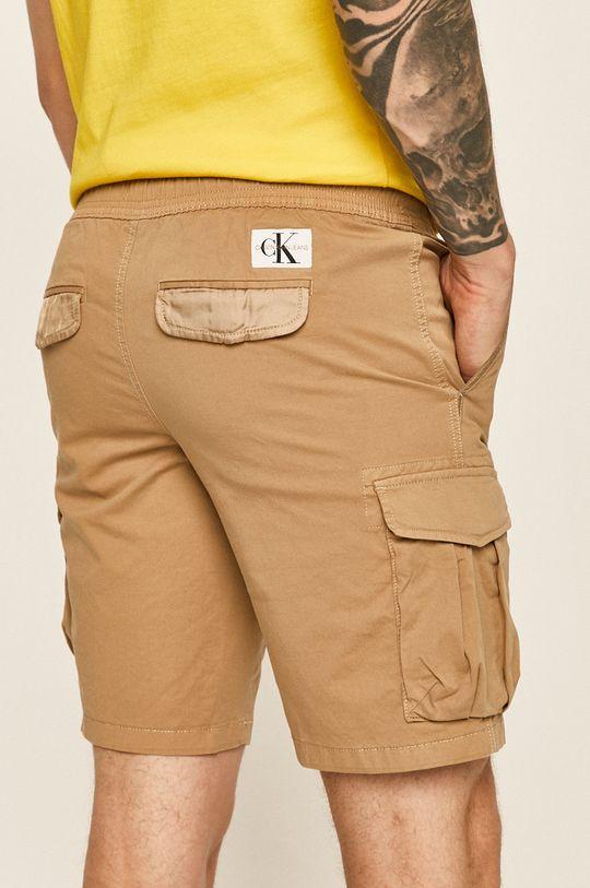 Calvin Klein Jeans - Szorty 98 % Bawełna, 2 % Elastan