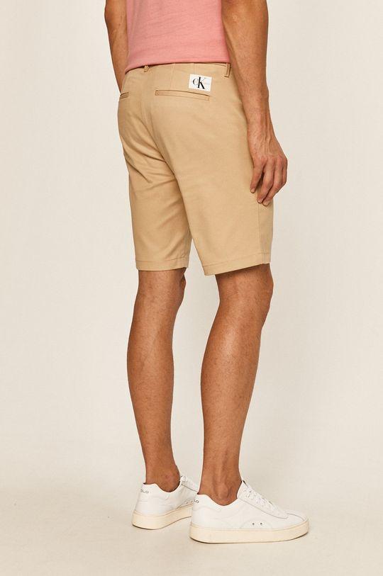 Calvin Klein Jeans - Pantaloni scurti 96% Bumbac, 4% Elastan