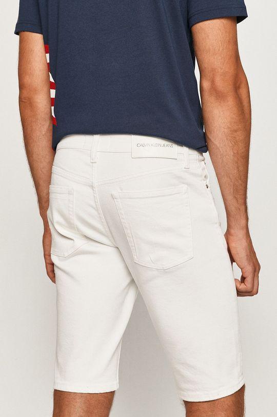 Calvin Klein Jeans - Džínové šortky  98% Bavlna, 2% Elastan