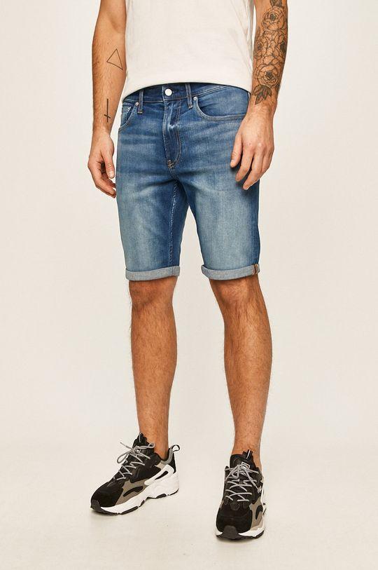 bleumarin Calvin Klein Jeans - Pantaloni scurti De bărbați