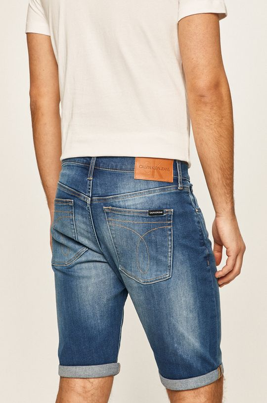 Calvin Klein Jeans - Pantaloni scurti 90% Bumbac, 2% Elastan, 8% Elastomultiester