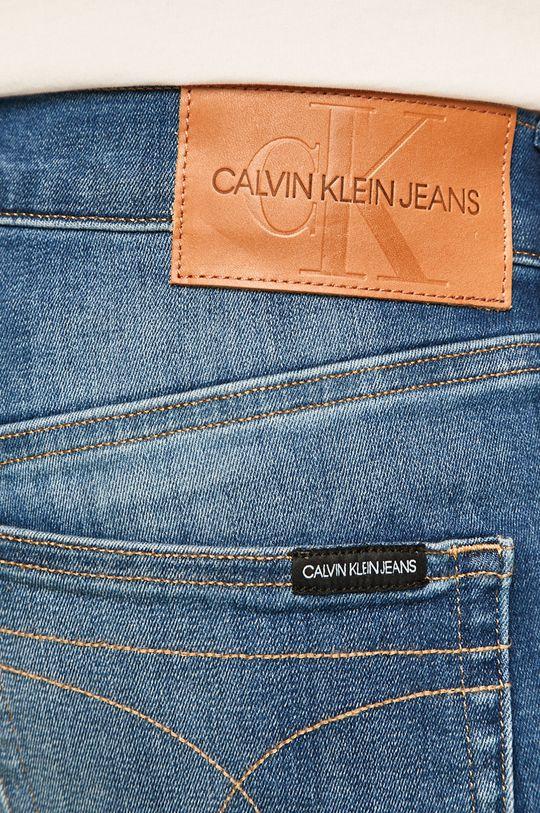 bleumarin Calvin Klein Jeans - Pantaloni scurti