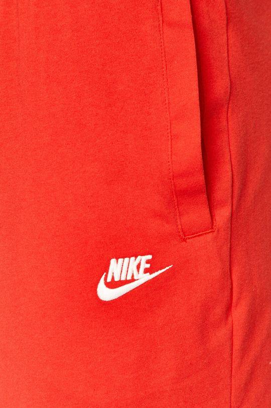červená Nike Sportswear - Kraťasy
