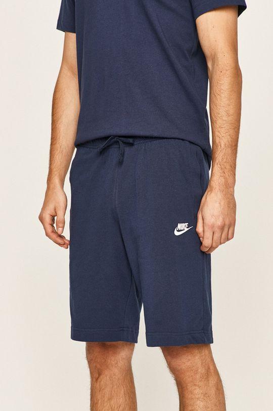 granatowy Nike Sportswear - Szorty Męski