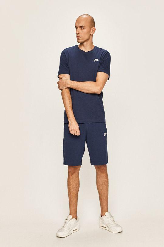 Nike Sportswear - Szorty granatowy