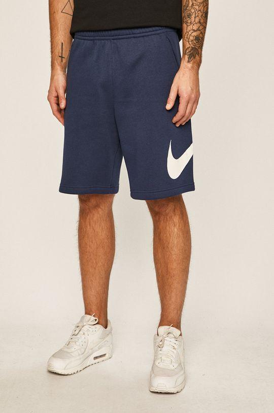 námořnická modř Nike Sportswear - Kraťasy Pánský