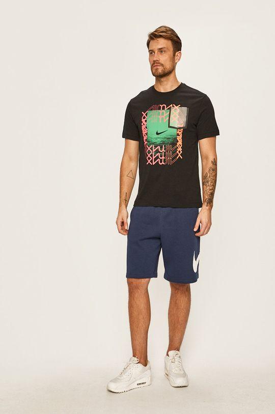 Nike Sportswear - Kraťasy námořnická modř