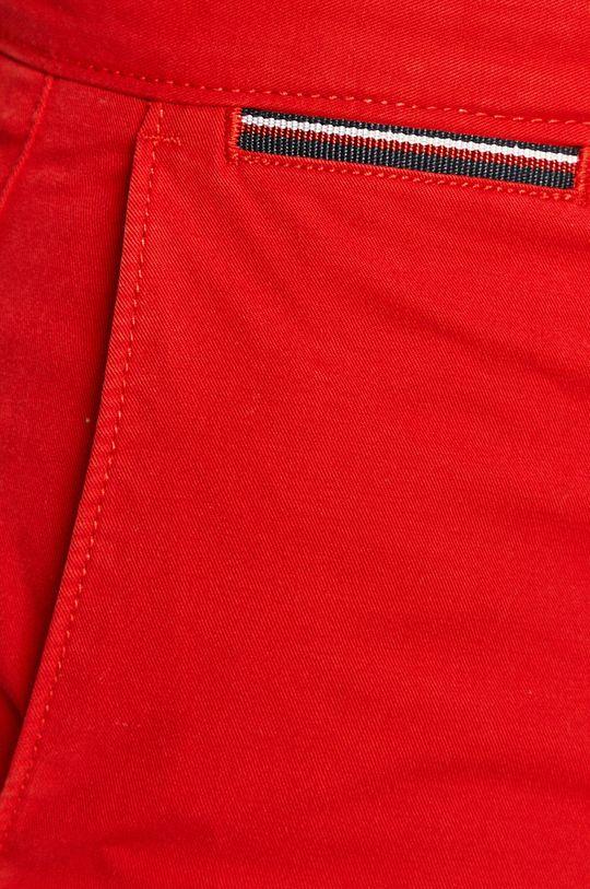 червен Tommy Hilfiger - Къси панталони