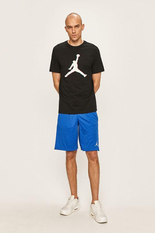 Jordan - Pantaloni scurti bleumarin