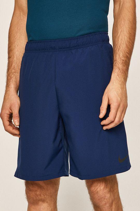 námořnická modř Nike - Kraťasy Pánský