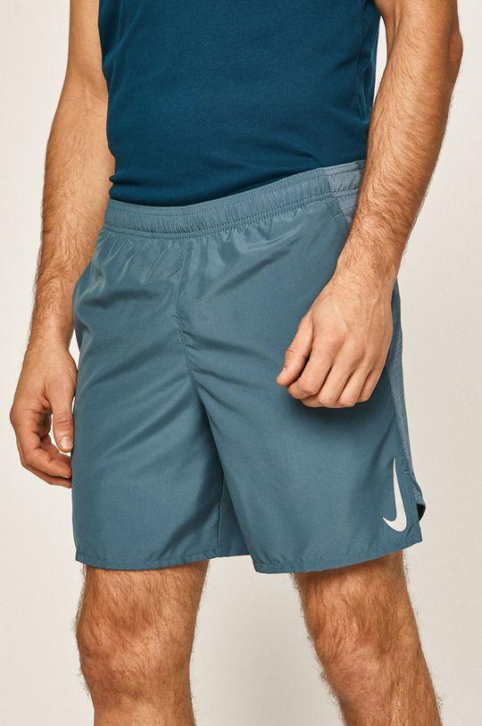 modrá Nike - Kraťasy Pánský