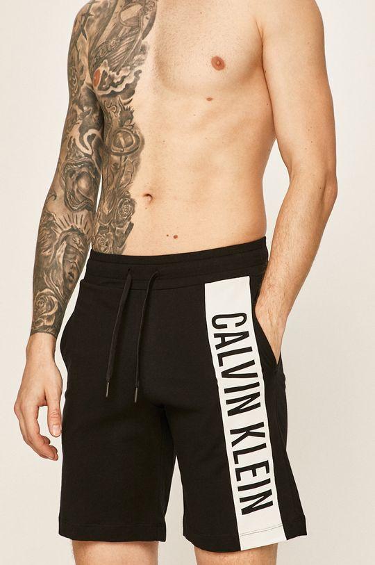 černá Calvin Klein - Kraťasy Pánský