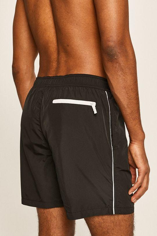 Armani Exchange - Plavkové šortky černá