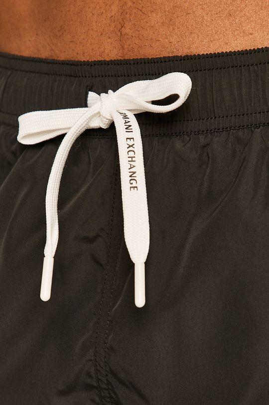 Armani Exchange - Plavkové šortky 100% Polyester