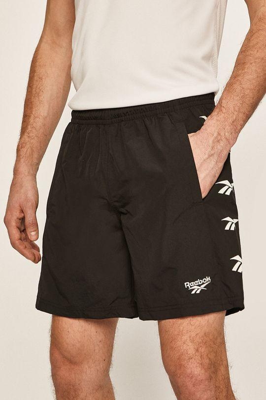 negru Reebok Classic - Pantaloni scurti De bărbați