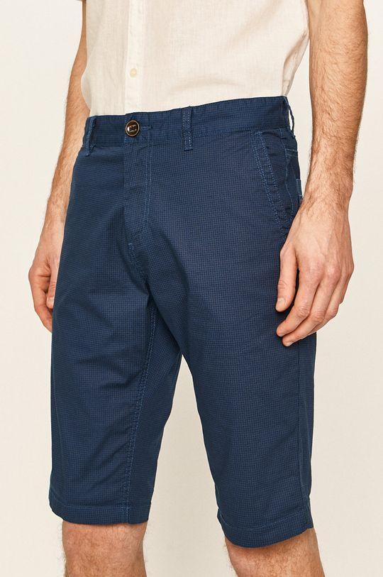 albastru Tom Tailor Denim - Pantaloni scurti De bărbați