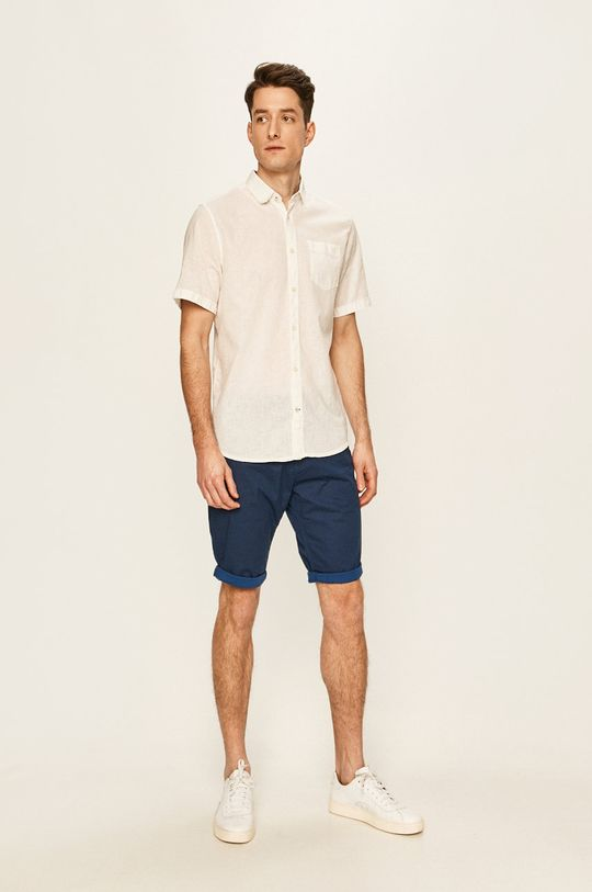 Tom Tailor Denim - Pantaloni scurti albastru