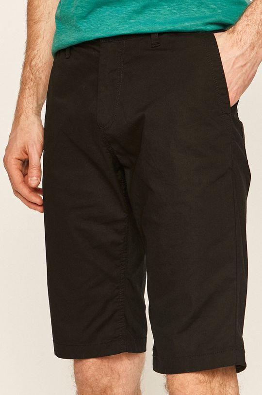 negru Tom Tailor Denim - Pantaloni scurti De bărbați