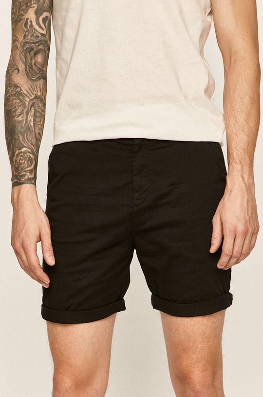 negru Scotch & Soda - Pantaloni scurti De bărbați