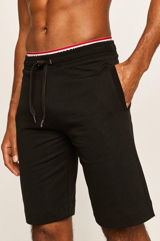 черен Moschino Underwear - Къси панталони Чоловічий
