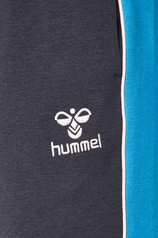 tmavomodrá Hummel - Šortky