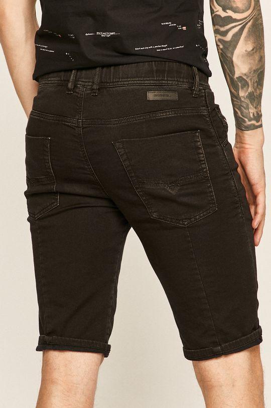 Diesel - Pantaloni scurti jeans 90% Bumbac, 2% Elastan, 8% Poliester