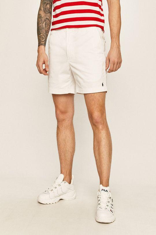 biały Polo Ralph Lauren - Szorty Męski