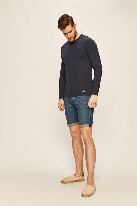Lee - Džínové šortky modrá