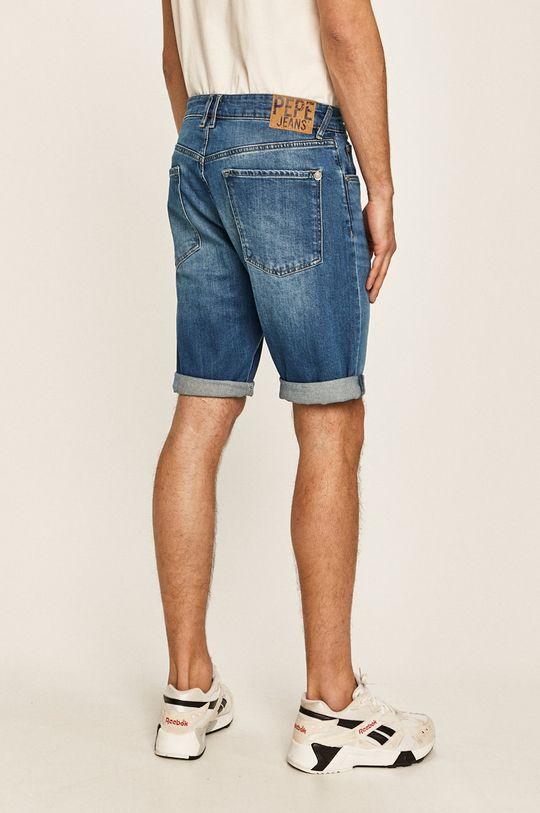 Pepe Jeans - Szorty jeansowe Callen Materiał zasadniczy: 92 % Bawełna, 2 % Elastan, 6 % Poliester, Podszewka kieszeni: 35 % Bawełna, 65 % Poliester