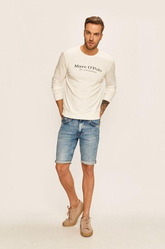 Pepe Jeans - Pantaloni scurti jeans Stanley albastru
