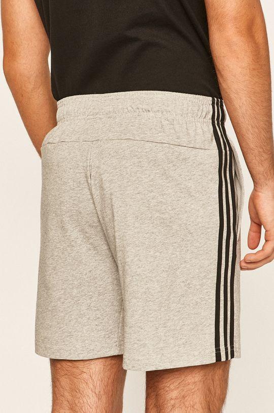 adidas - Kraťasy světle šedá