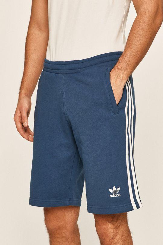 námořnická modř adidas Originals - Kraťasy FM3806 Pánský