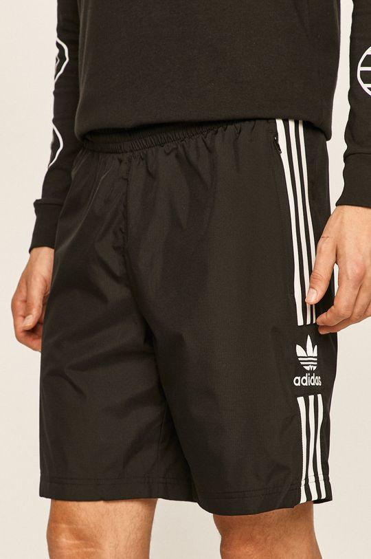 černá adidas Originals - Kraťasy Pánský