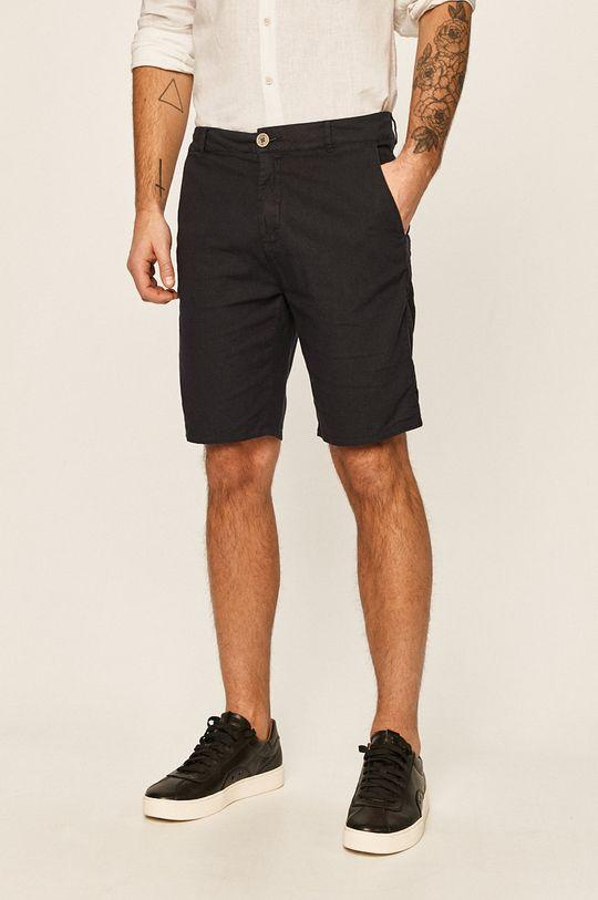 bleumarin Pepe Jeans - Pantaloni scurti Garret De bărbați