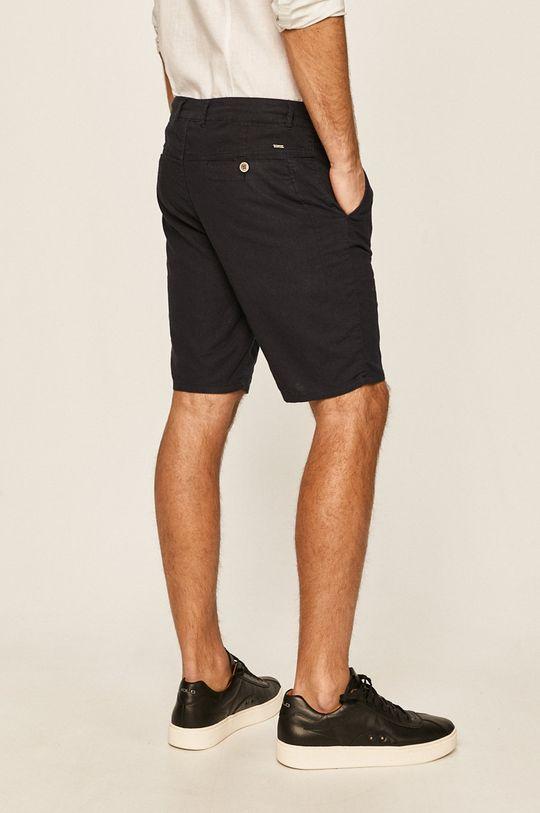 Pepe Jeans - Pantaloni scurti Garret Materialul de bază: 45% Bumbac, 55% In Căptuseala buzunarului: 100% Bumbac