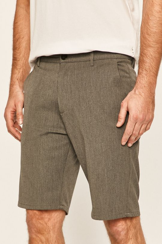 сив Tailored & Originals - Къси панталони Чоловічий