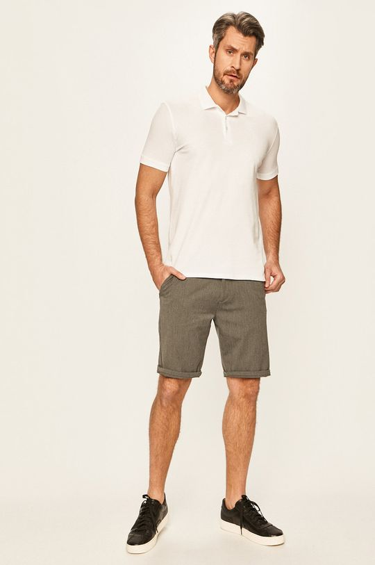 Tailored & Originals - Къси панталони сив