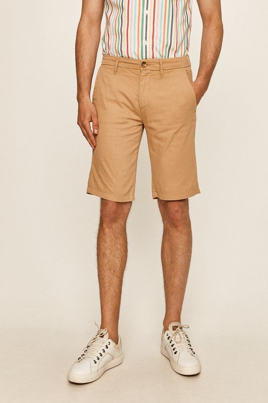 bej Guess Jeans - Pantaloni scurti De bărbați