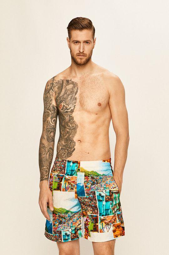 multicolor Guess Jeans - Szorty kąpielowe Męski