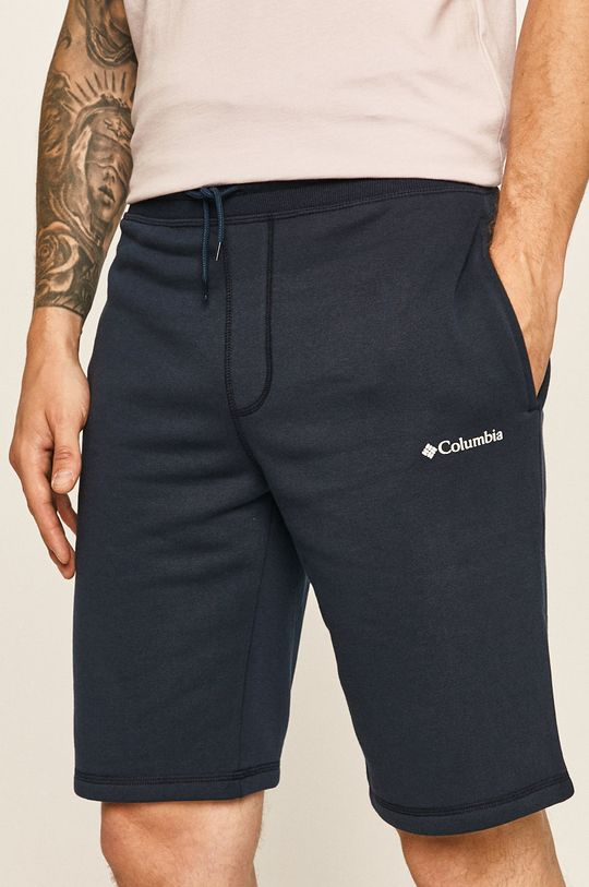 bleumarin Columbia - Pantaloni scurti De bărbați
