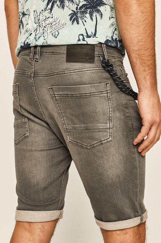 Tom Tailor Denim - Džínové šortky  81% Bavlna, 2% Elastan, 17% Polyester