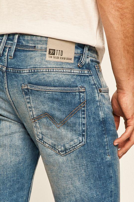 modrá Tom Tailor Denim - Džínové šortky