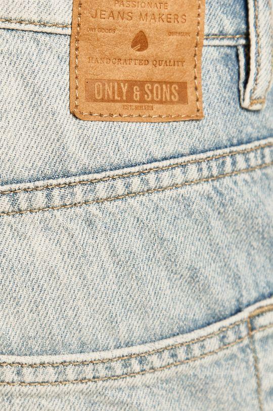 modrá Only & Sons - Džínové šortky