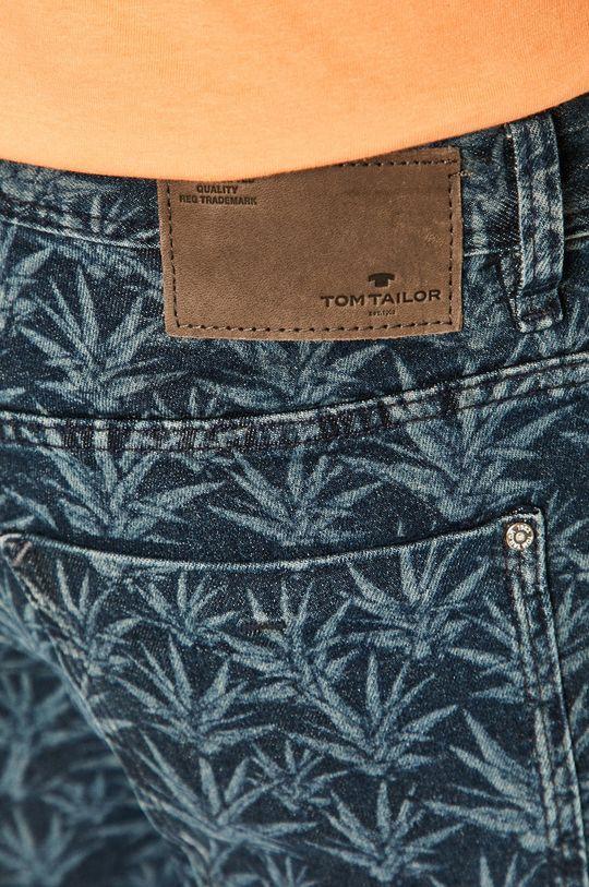 námořnická modř Tom Tailor Denim - Džínové šortky