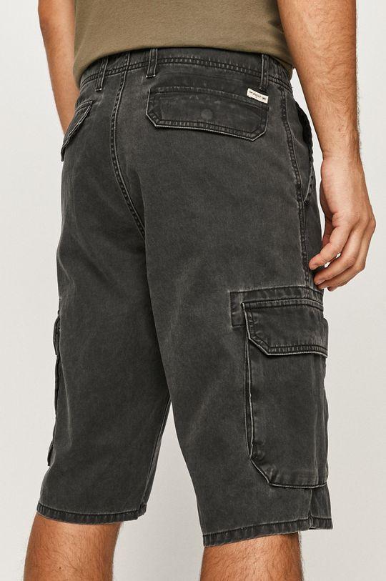 Wrangler - Rifľové krátke nohavice  100% Bavlna