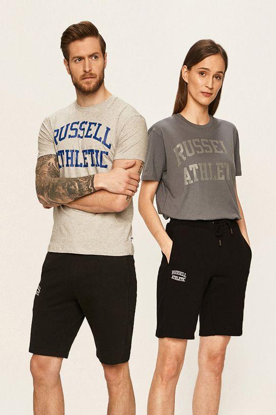 černá Russell Athletic - Kraťasy Unisex