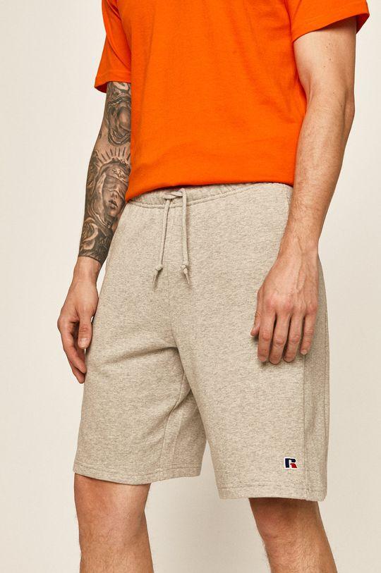 Russell Athletic - Kraťasy  80% Bavlna, 20% Polyester