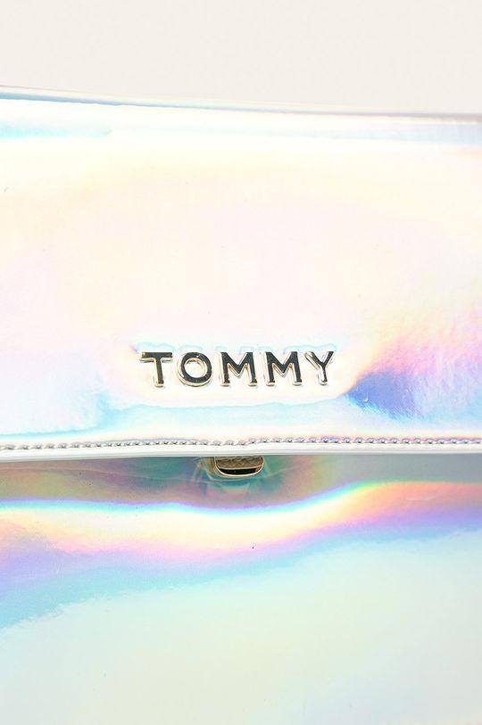 Tommy Hilfiger - Poseta argintiu